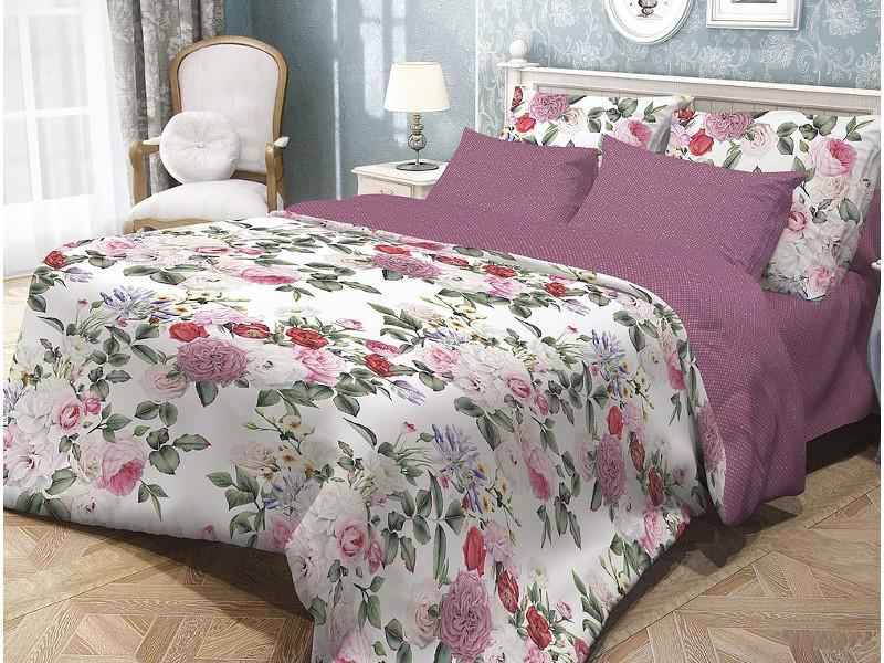 Постельное белье Волшебная Ночь Прованс Romance Комплект 1.5 спальный Ранфорс 716232
