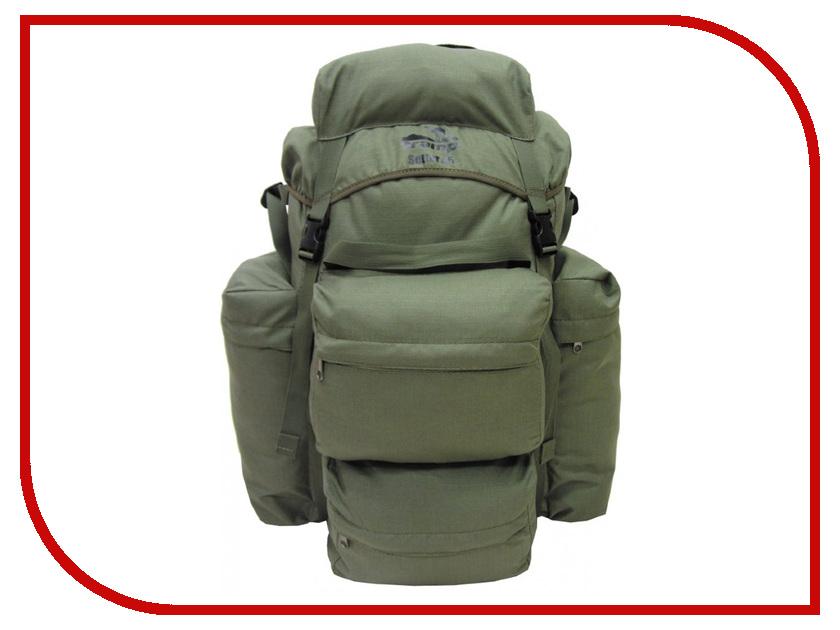 Рюкзак Tramp Setter 45 зеленый (олива)