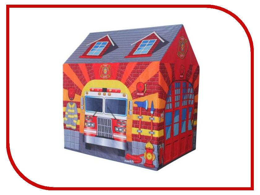 Игра Игровой домик Пожарная станция 8722 игровые домики edu play игровой домик grand