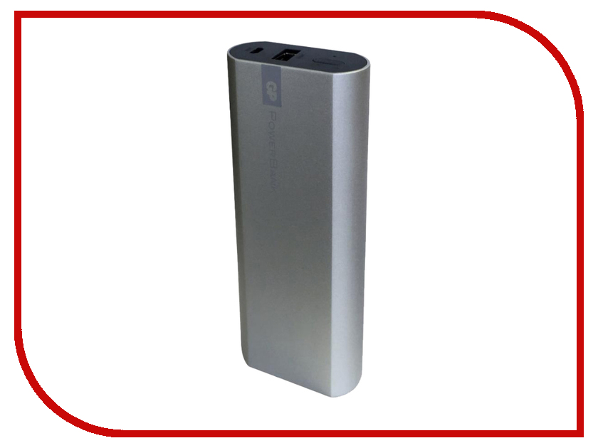 Аккумулятор GP FN05M 5200mAh мобильный аккумулятор gp portable powerbank fn05m