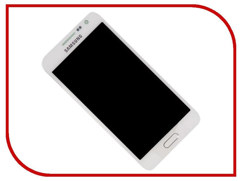 Дисплей Samsung A300F Galaxy A3 + тачскрин White (оригинал)