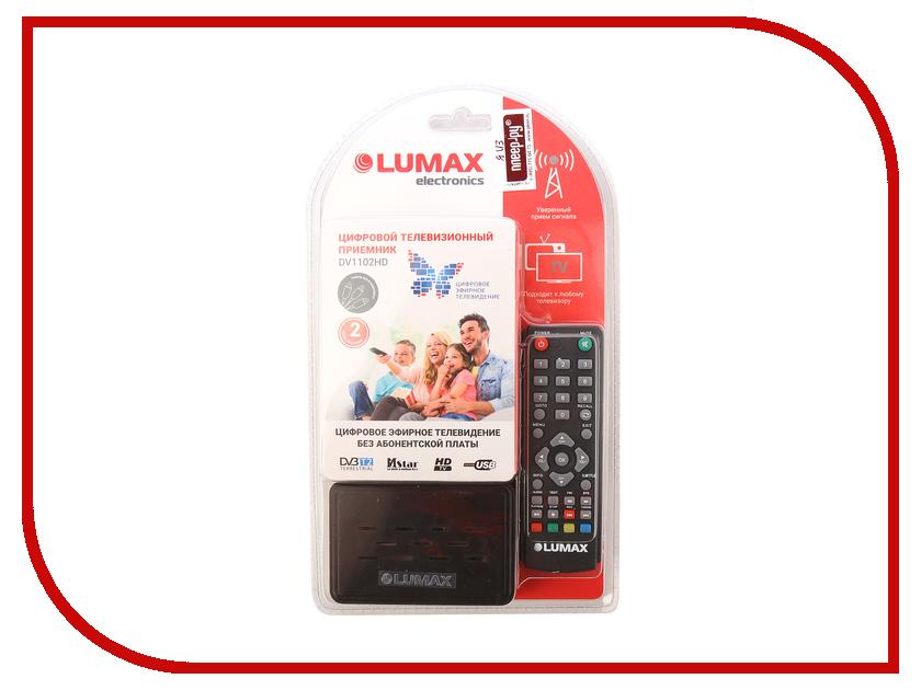 Ресивер Lumax DV-1102HD