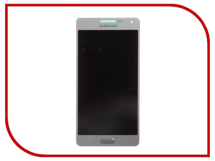 Дисплей Samsung A500F Galaxy A5 + тачскрин Silver (оригинал)