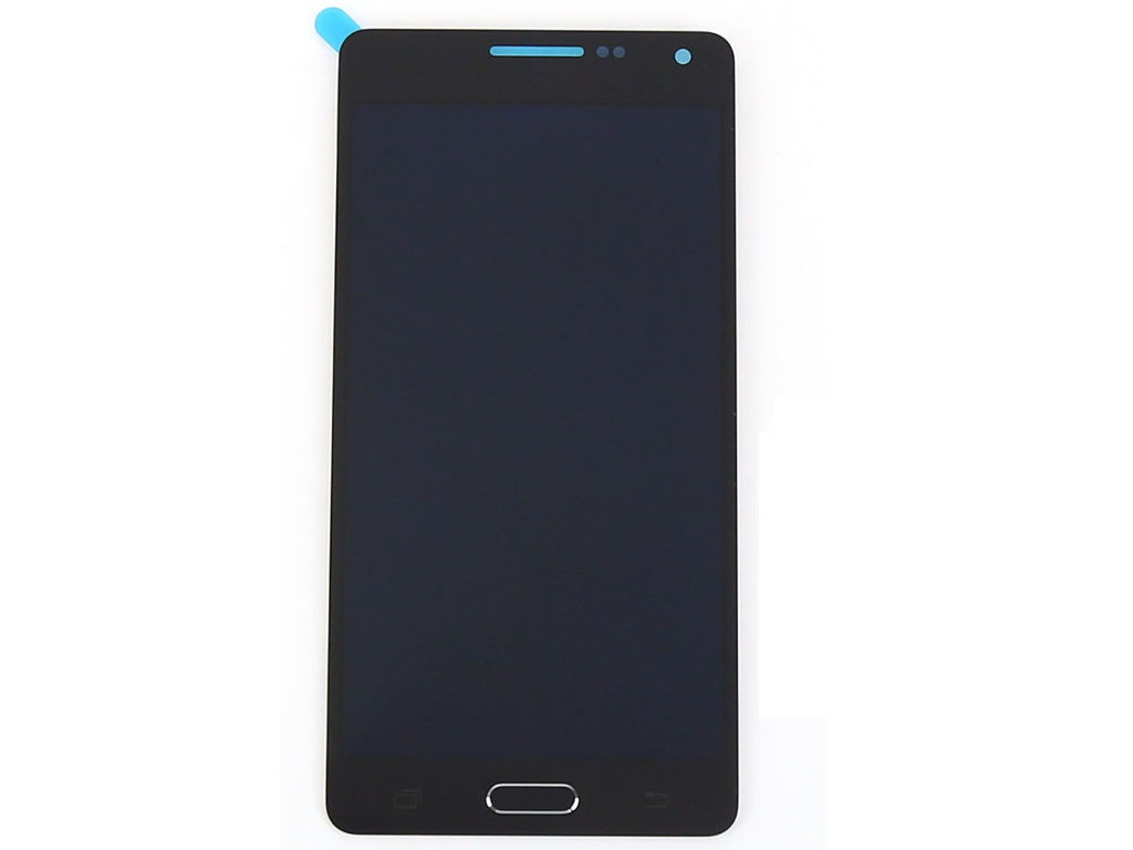 Дисплей Samsung A500F Galaxy A5 + тачскрин Black (оригинал) смартфон samsung galaxy a5 2016 4g 16gb black