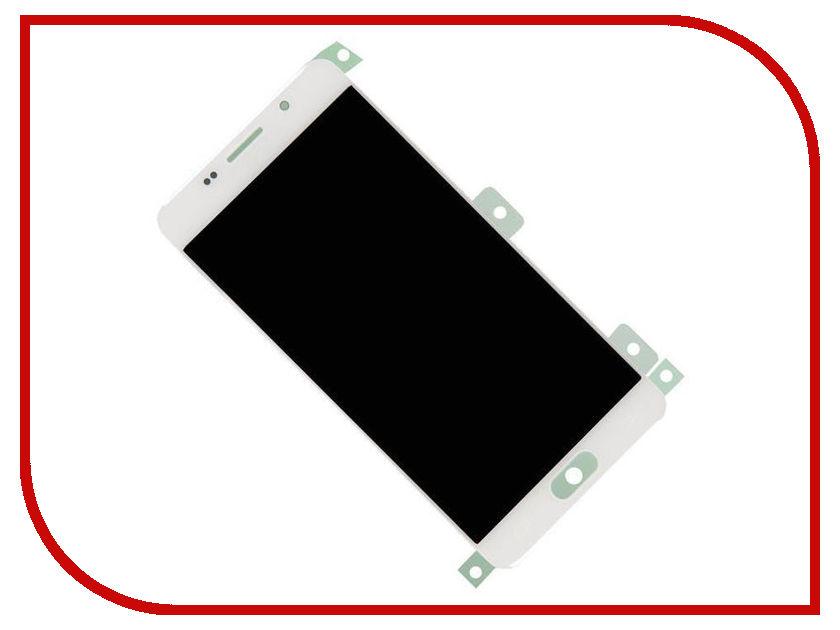 Дисплей Samsung A510F Galaxy A5 (2016) + тачскрин White (оригинал)