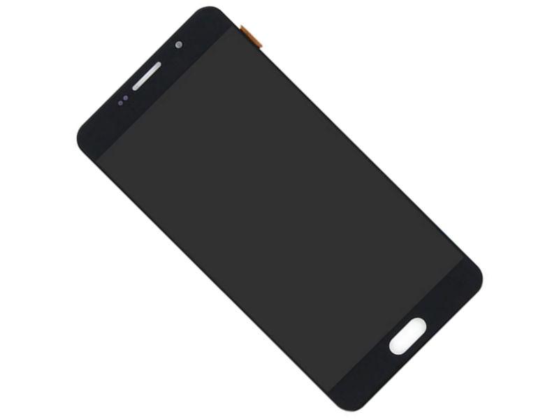 Дисплей RocknParts ZipSamsung A710F Galaxy A7 (2016) + тачскрин Black цена