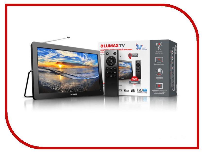 Цифровой телевизионный приемник Lumax DVTV5000