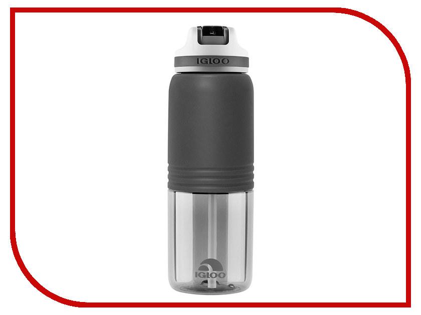 Бутылка Igloo Swift 24 Asphalt 0.71L Black 170386 igloo playmate gripper 22