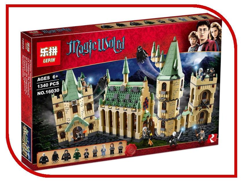 Конструктор Lepin Magic Wolrd Замок Хогвартс 1340 дет. 16030 конструктор lepin fairytale сказочный замок спящей красавицы 360 дет 25012