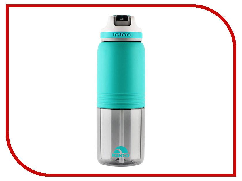 Бутылка Igloo Swift 36 Aqua 1.06L Turquoise 170387 maverick igloo