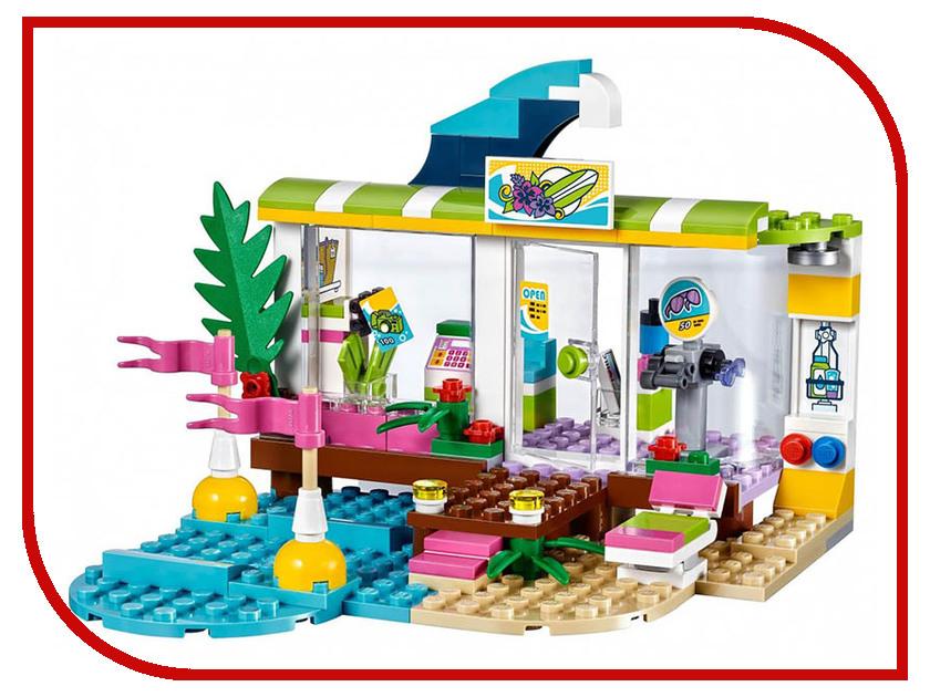 Конструктор Lepin Girls Club Сёрф-станция 200 дет. 01036 конструктор lepin fairytale сказочный замок спящей красавицы 360 дет 25012