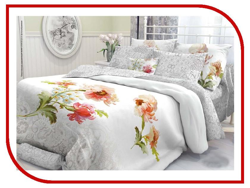 Постельное белье Verossa Constante Romance Комплект Семейный Перкаль 710555