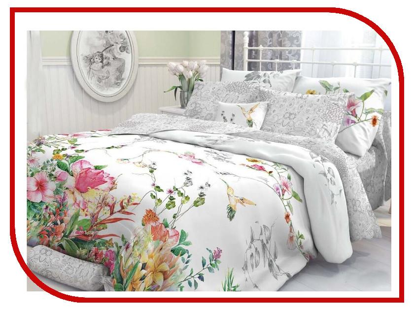 Постельное белье Verossa Constante Redberries Комплект Семейный Перкаль 707537 постельное белье ласточкино гнездо перкаль семейный