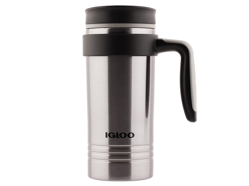 Термокружка Igloo Isabel 16 Gun Metal 0.473L 170384