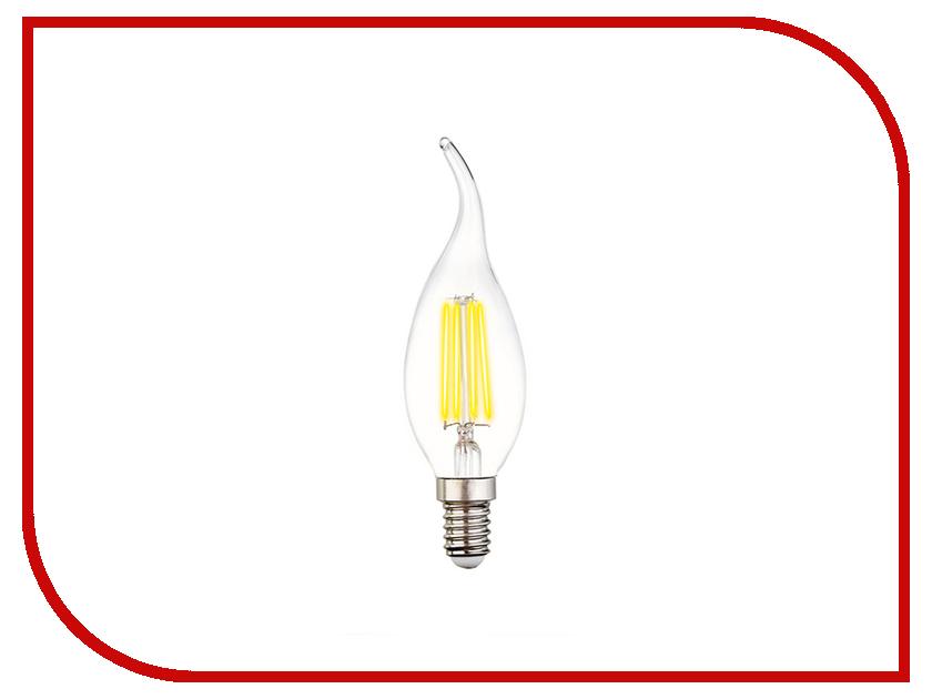 Лампочка Ambrella Filament E14 60W LED C37L-F 6W 3000K стоимость