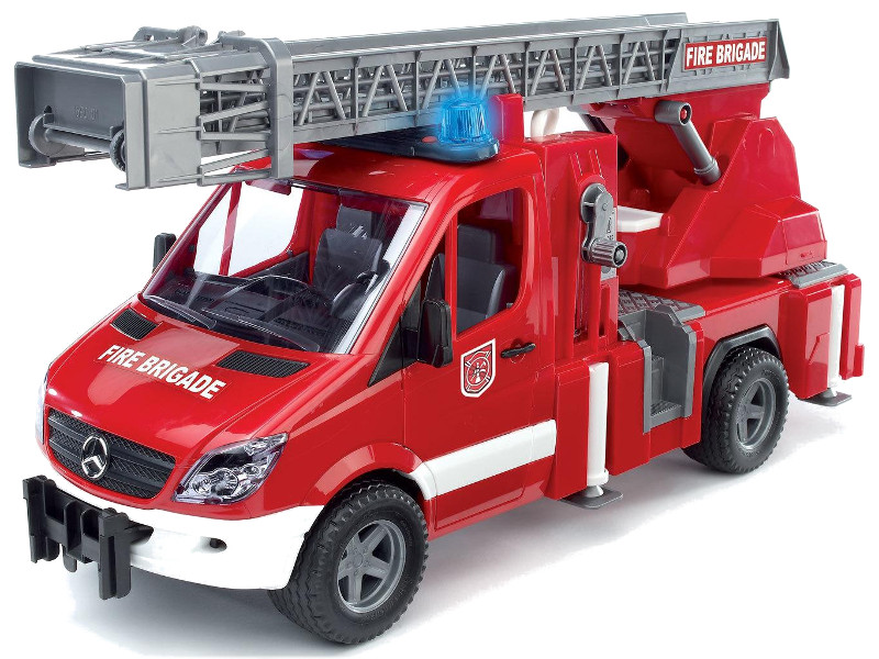 Игрушка Bruder Mercedes-Benz Sprinter (02-532) 1:16 45 см
