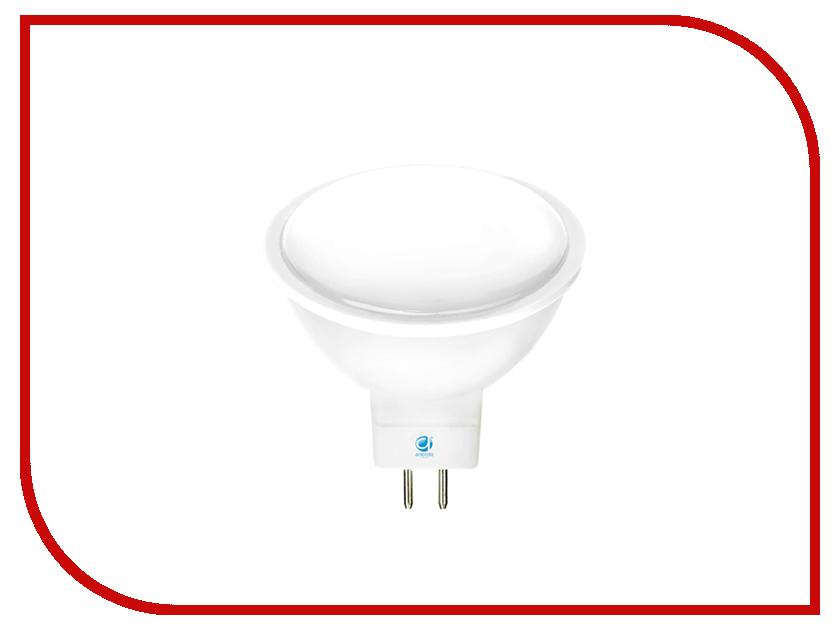 Лампочка Ambrella GU5.3 50W FLAT LED MR16-DD 6W 3000K 175-250V 207763 стоимость
