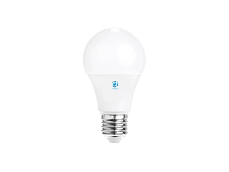 Лампочка Ambrella E27 100W LED A60-PR 12W 220V 4200K 1200Lm 201227 лампочка ambrella light точка 8w gu5 3 4200k холодный свет 8 вт светодиодная