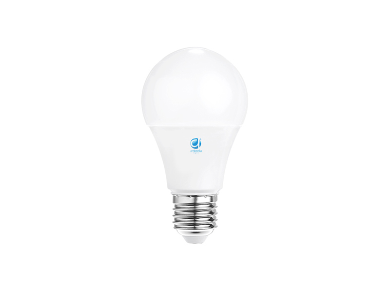 Лампочка Ambrella E27 75W LED A60-PR 9W 220V 3000K 900Lm 209127
