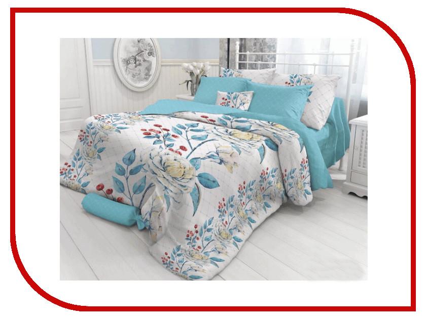 Постельное белье Verossa Constante Porcelain Комплект Семейный Перкаль 717578 постельное белье ласточкино гнездо перкаль семейный