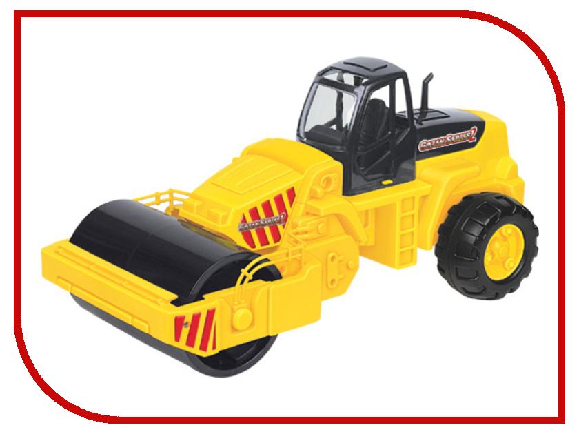 Игрушка Полесье Дорожный каток (в коробке) игрушка полесье крепыш 44549
