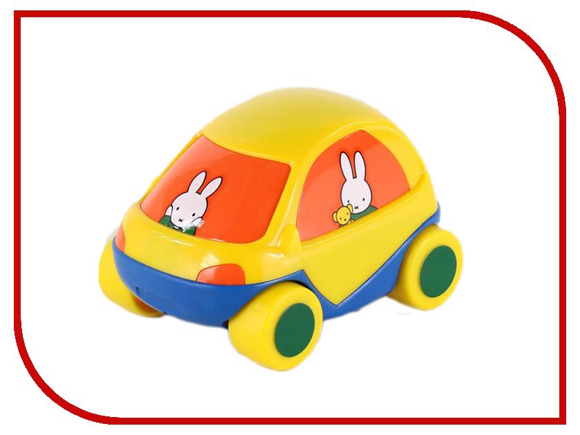 Игрушка Полесье Забавная детская машинка Миффи №1
