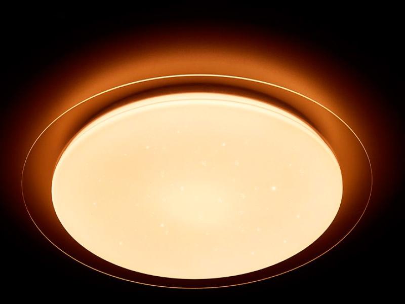 Светильник Ambrella Orbital F48 96W D560