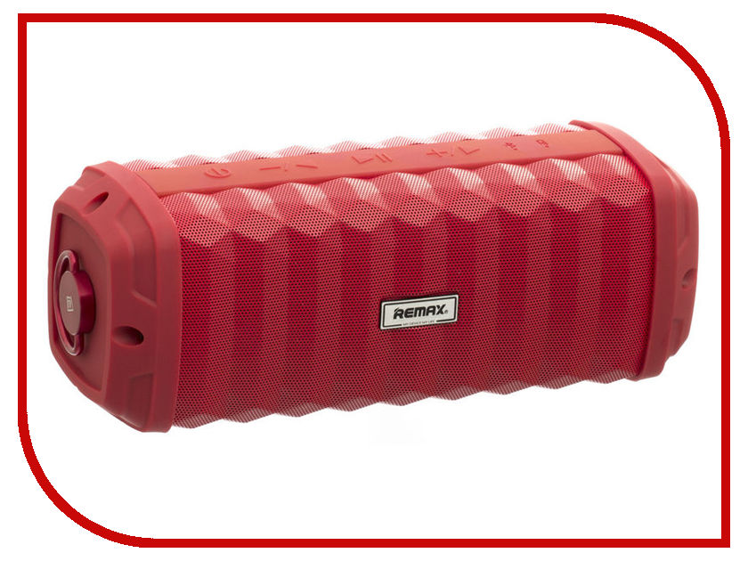 Колонка Remax RB-M12 Red fingerband rb rollerblade rb