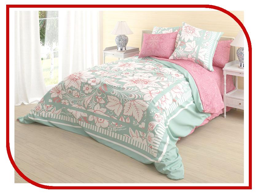 Постельное белье Волшебная ночь Алярус Biruza Комплект 2 спальный Ранфорс 718655 цены онлайн