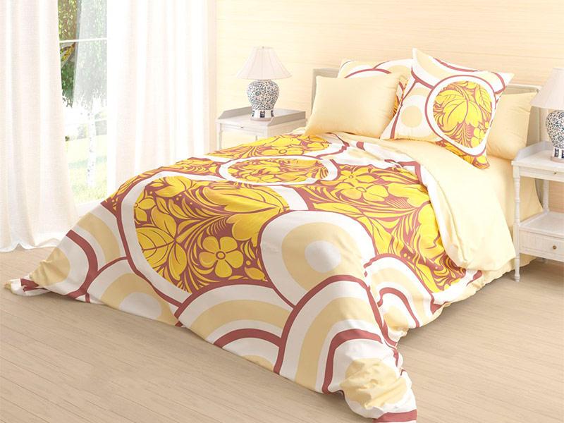 Постельное белье Волшебная ночь Алярус Kupava Комплект 2 спальный Ранфорс 718610
