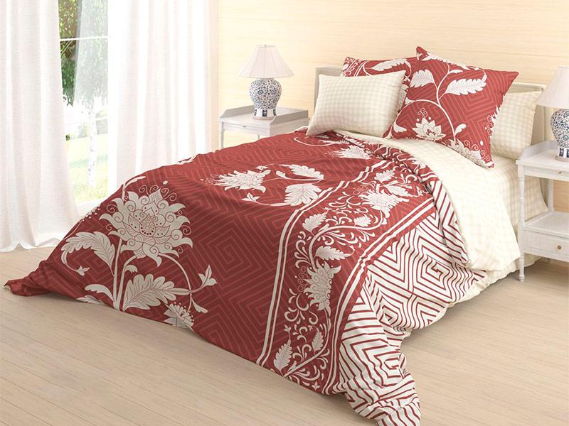 Постельное белье Волшебная ночь Алярус Rozan Комплект 2 спальный Ранфорс 718594