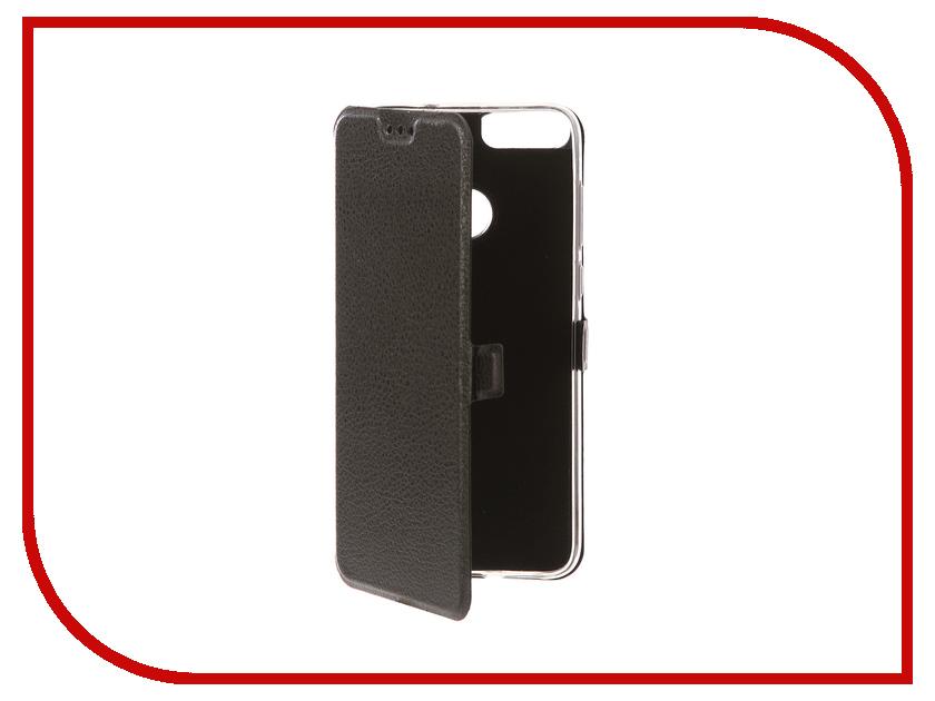 Аксессуар Чехол Huawei Honor P Smart Zibelino Sottile Silicon Black ZSS-HUA-P-SMT-BLK аксессуар чехол huawei honor p10 zibelino classico black zcl hua p10 blk