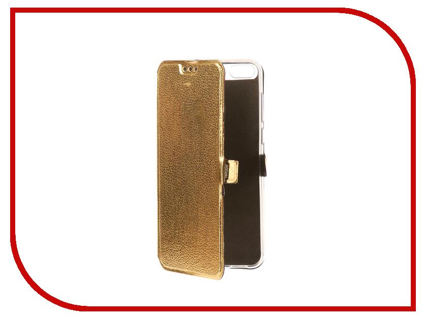 Аксессуар Чехол для Huawei Honor P Smart Zibelino Sottile Silicon Gold ZSS-HUA-P-SMT-GLD 10pcs 1x4 p 4 pin 2 54mm pin header male single row right angle 90 degree smd smt surface mount pcb mount gold