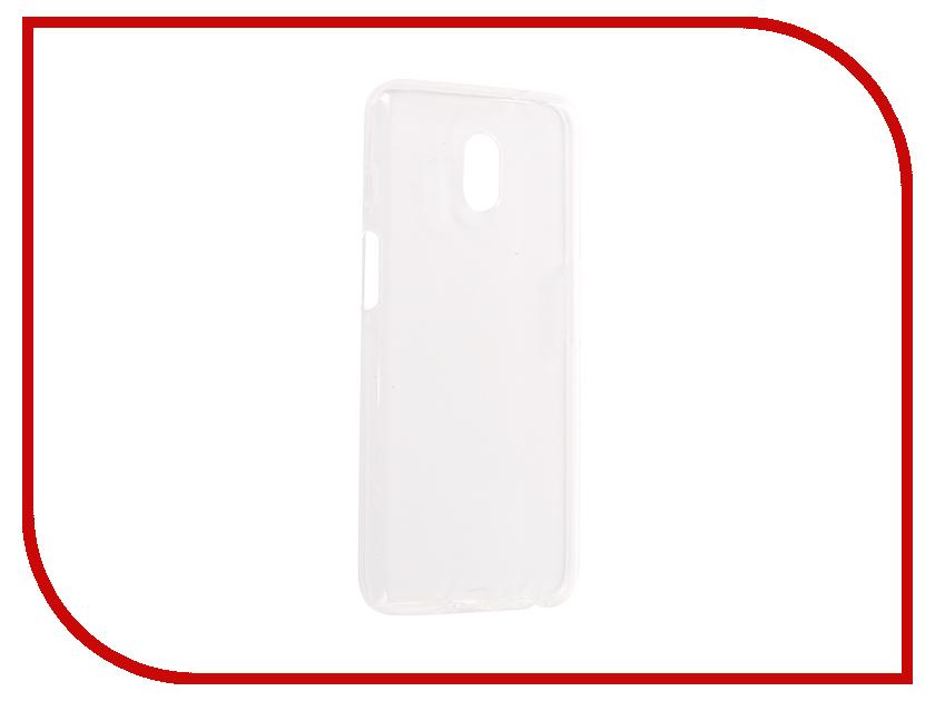 Аксессуар Чехол Meizu M6S Zibelino Ultra Thin Case White ZUTC-MZU-M6S-WHT аксессуар чехол huawei nova 2 plus zibelino ultra thin case extra zutce hua nov2 pls