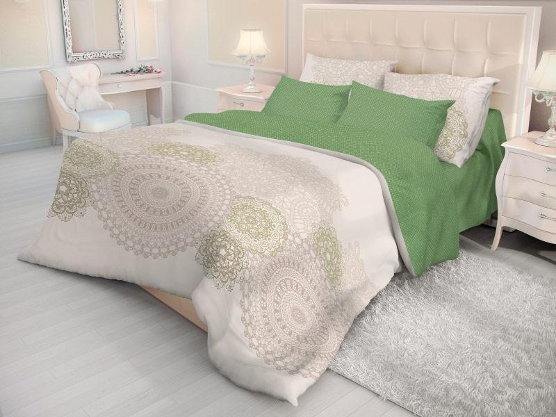 Постельное белье Волшебная ночь Версаль Lacy Комплект 2 спальный Ранфорс 716259 цены