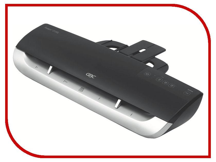 Ламинатор GBC Fusion A3 3100L 4400750EU брошюровщик gbc combbind 110 ручной на пластмассовую пружину 4401844 4401844
