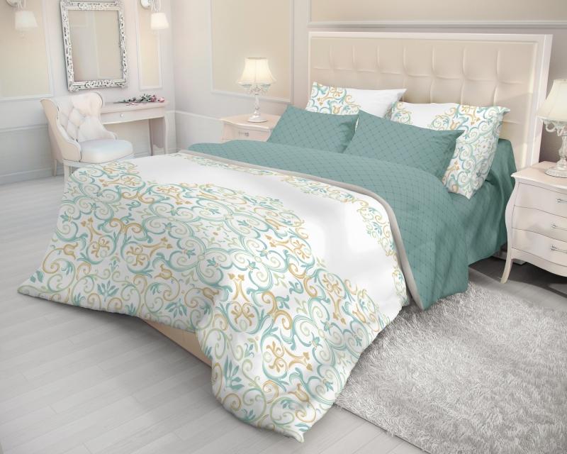 цена на Постельное белье Волшебная ночь Версаль Tender Комплект 2 спальный Ранфорс 717444