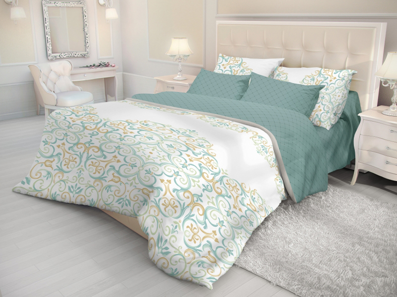 Постельное белье Волшебная ночь Версаль Tender Комплект 2 спальный Ранфорс 717486