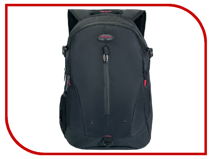Рюкзак Targus Terra Backpack 16 Black-Red
