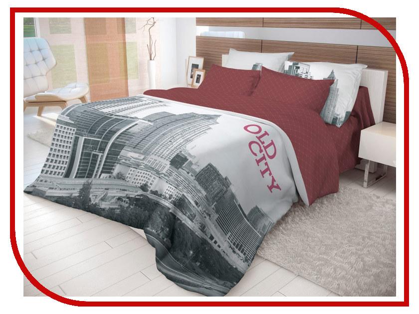 Постельное белье Волшебная ночь Лофт Old City Комплект 2 спальный Ранфорс 710573