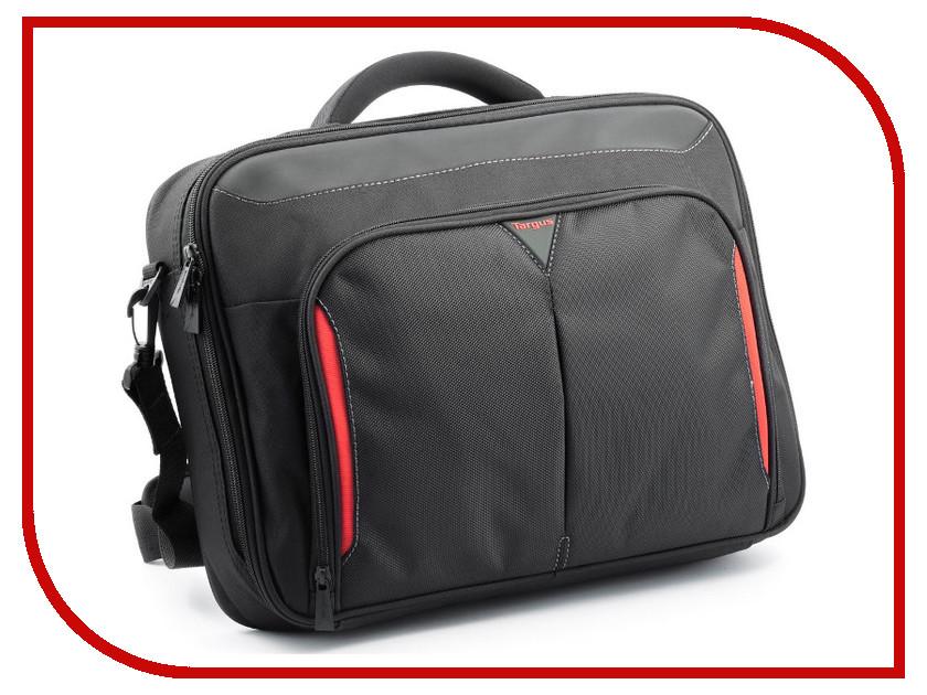 Аксессуар Сумка 15.6 Targus CN415EU-50 Black-Red аксессуар сумка 15 targus cn31 73 black