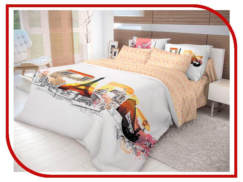 Постельное белье Волшебная ночь Лофт Splash Комплект 2 спальный Ранфорс 710575