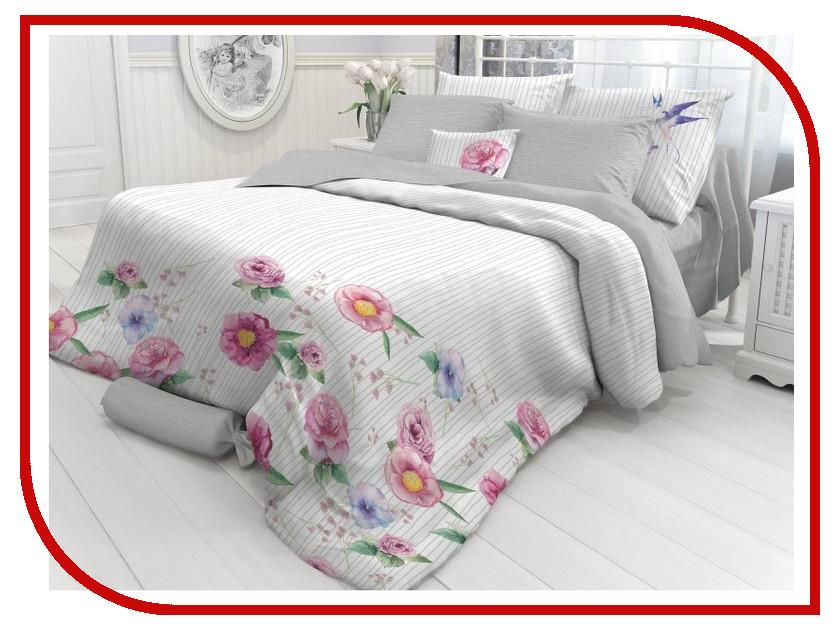 Постельное белье Verossa Constante Martlet Комплект Семейный Перкаль 718727 постельное белье ласточкино гнездо перкаль семейный