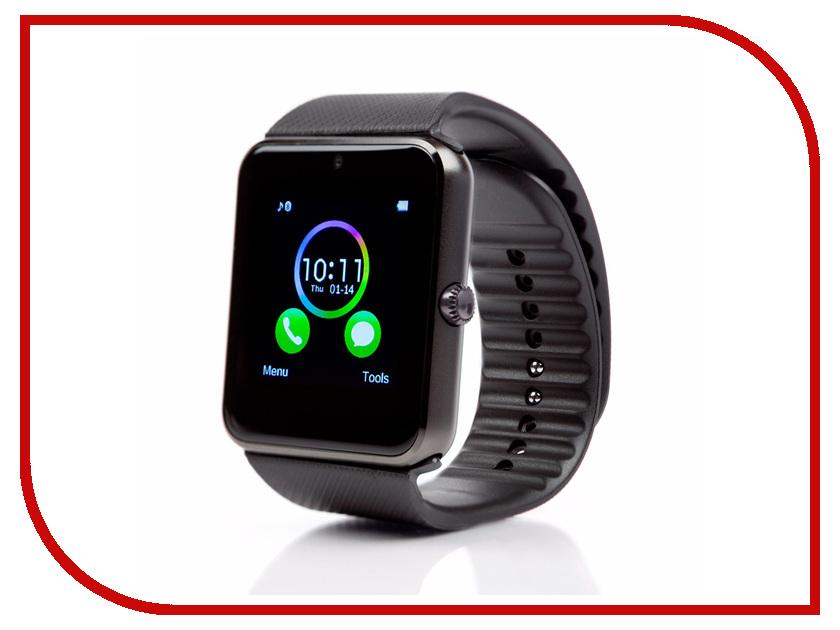 лучшая цена Умные часы ZDK GT08 Black