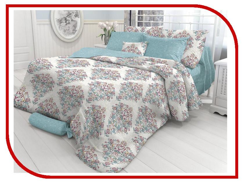Постельное белье Verossa Constante Luar Комплект Семейный Перкаль 717566 постельное белье ласточкино гнездо перкаль семейный