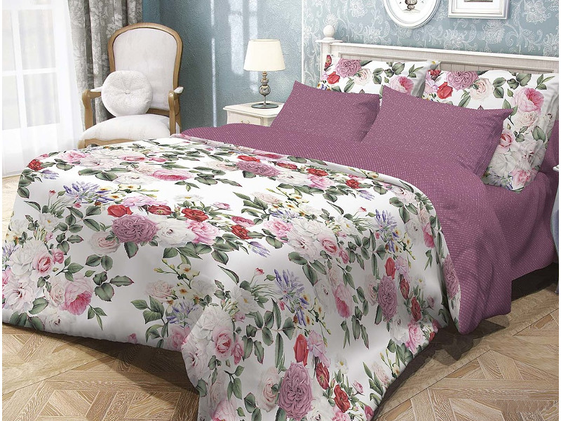 Постельное белье Волшебная ночь Прованс Romance Комплект 2 спальный Ранфорс 716306