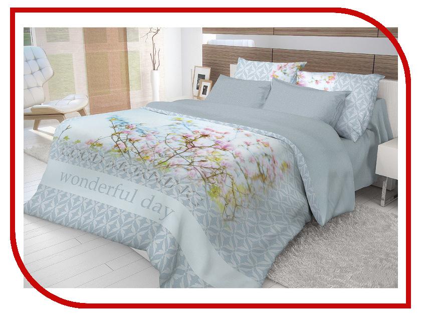 Постельное белье Волшебная ночь Этно Morning Комплект 2 спальный Ранфорс 704310 3d morning sun floral pattern shower curtain