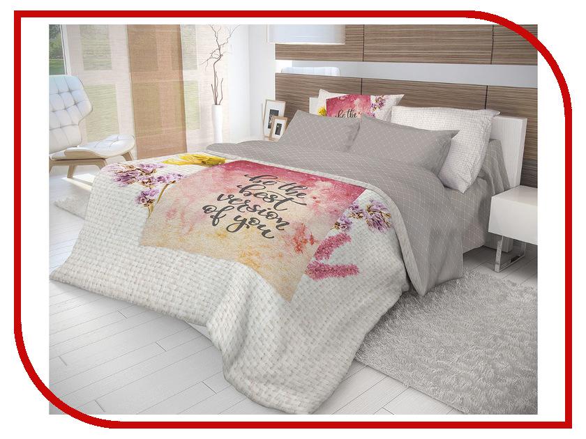 Постельное белье Волшебная ночь Этно Postcard Комплект 2 спальный Ранфорс 706779 цена 2017
