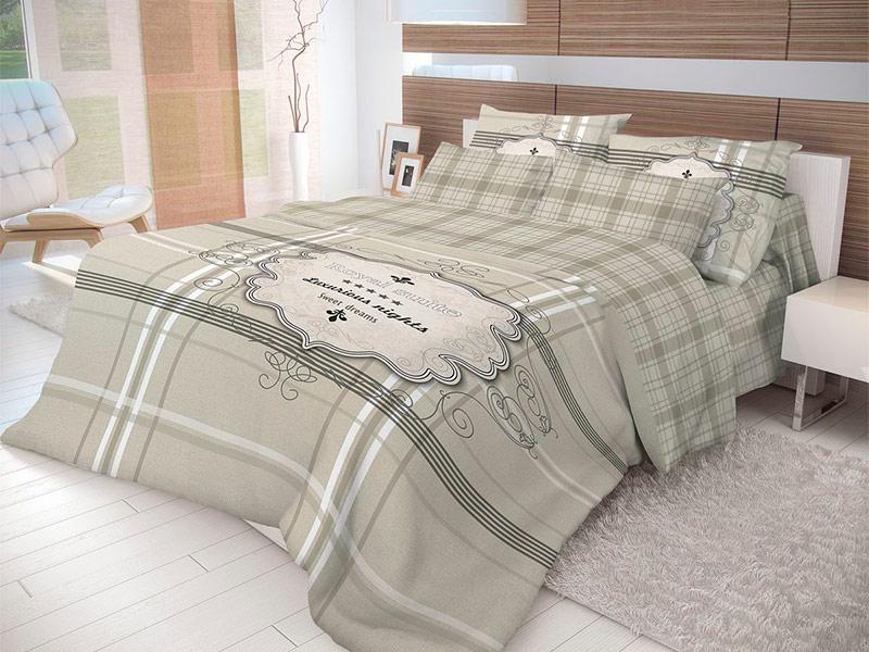 Постельное белье Волшебная ночь Лофт Royal Suite Комплект Евро Ранфорс 702213