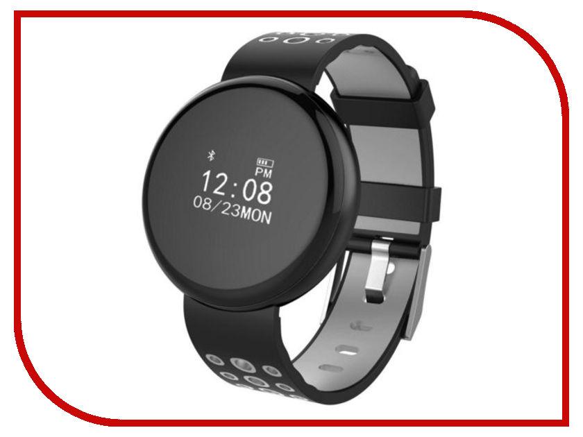 Умный браслет ZDK i8 Silver-Black умный браслет zdk m2 black